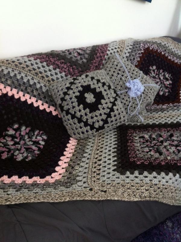crochet large blanket