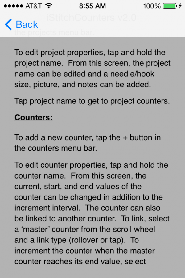 stitch counter app