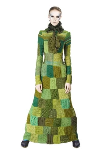 Indra Dovydėnaitė artwear Crochet Artwear by Indra Dovydėnaitė