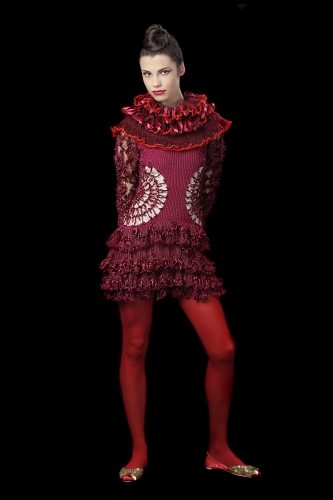 Indra Dovydėnaitė fashion