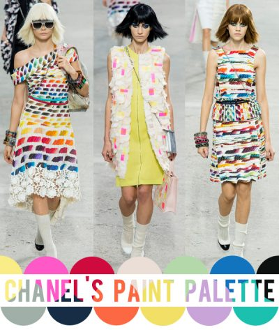 chanel fashion 400x473 Link Love for Best Crochet Patterns, Ideas and News