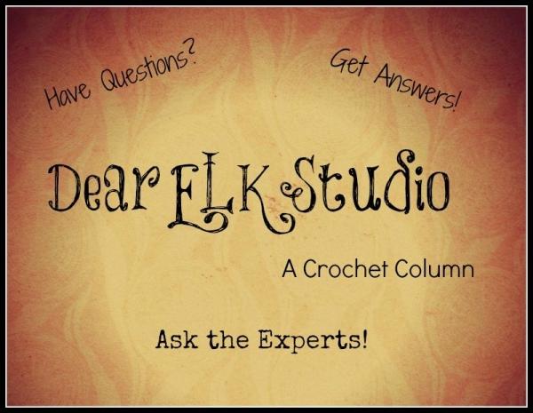 crochet column