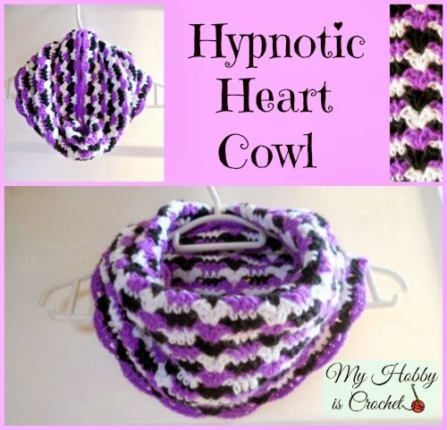 crochet cowl pattern Link Love for Best Crochet Patterns, Ideas and News