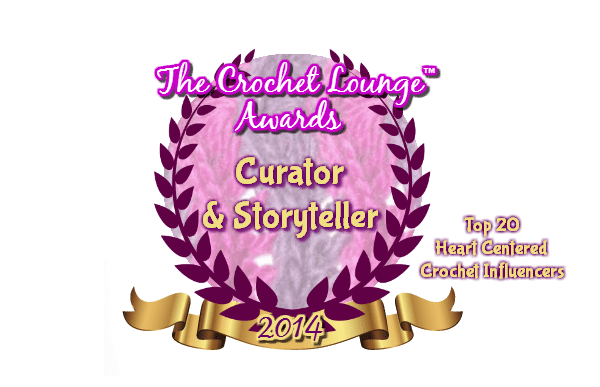 crochet lounge award Press