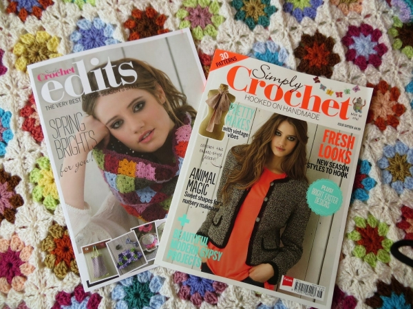 crochet magazines 600x450 Link Love for Best Crochet Patterns, Ideas and News