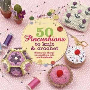 crochet pincushions