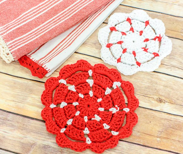 crochet pot holders 9 Best Crochet Washcloth, Dishcloth and Potholder Patterns