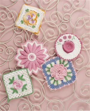 crochet potholders Link Love for Best Crochet Patterns, Ideas and News