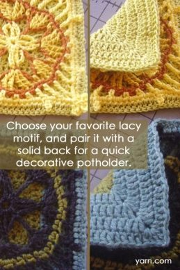 crochet potholders1 Link Love for Best Crochet Patterns, Ideas and News