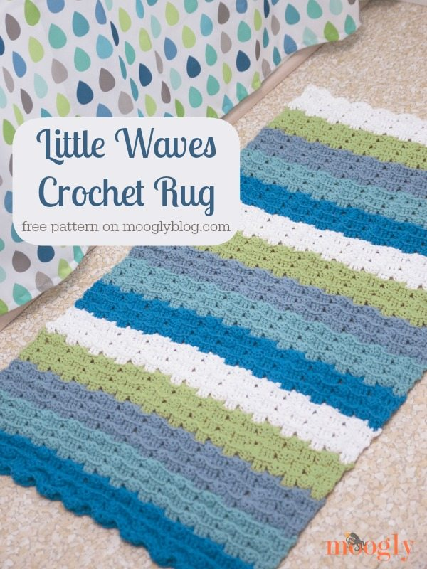 crochet rug pattern Link Love for Best Crochet Patterns, Art, Ideas and News