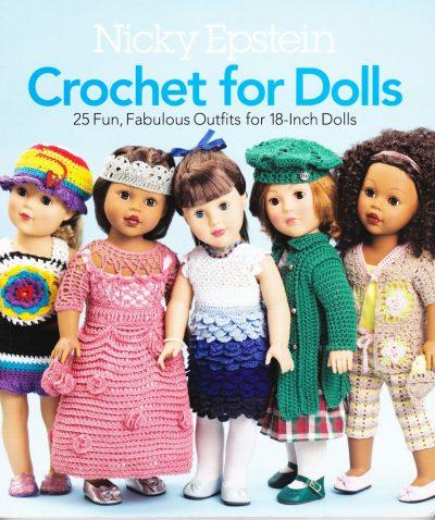 doll crochet 400x478 2014s Crochet Books So Far