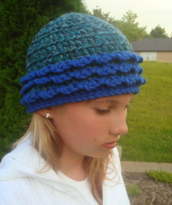 free crochet hat pattern Link Love for Best Crochet Patterns, Ideas and News