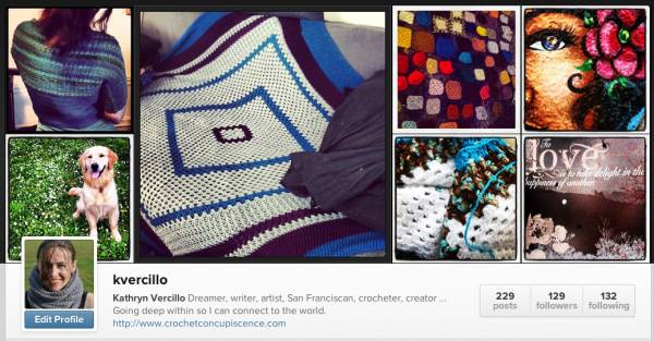 instagram crochet1 I Share Crochet Around the Web