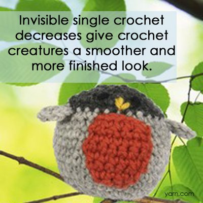 invisible crochet