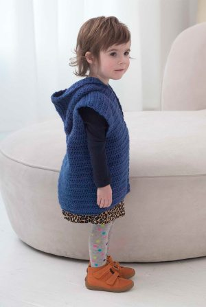Crochet Patterns For Childrens Vests : 13 Best Crochet Garment Patterns 2014