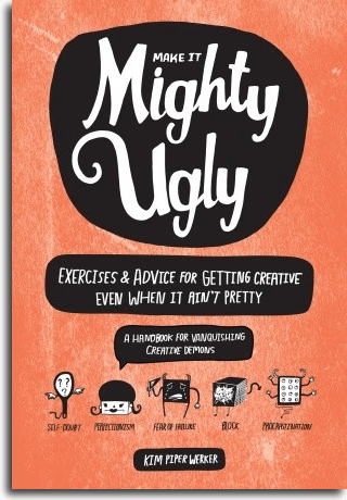 mighty ugly creativity book