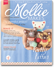 mollie makes 15+ Crochet Magazines in the iTunes App Store