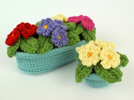primroses1 20+ More of the Best 2014 Crochet Patterns