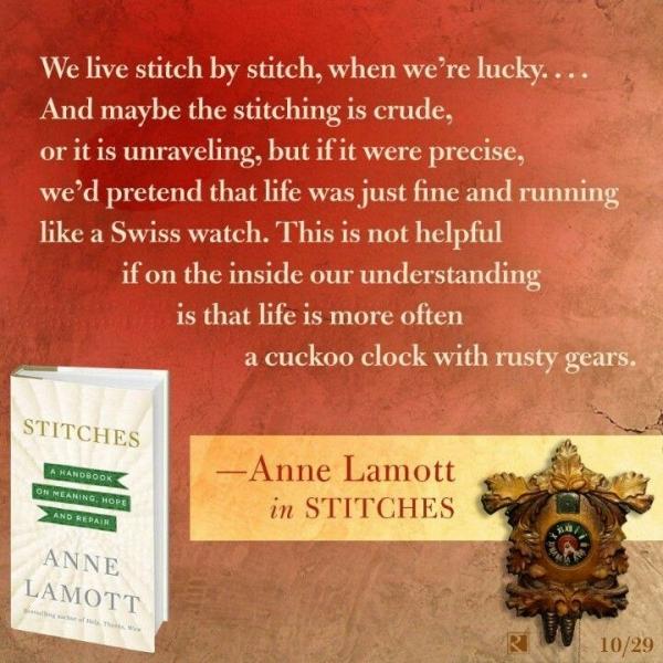 stitches book