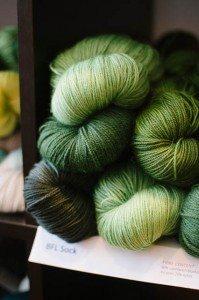 sweetgeorgia sock yarn
