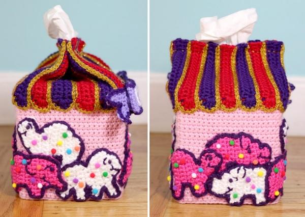 twinkie chan crochet art