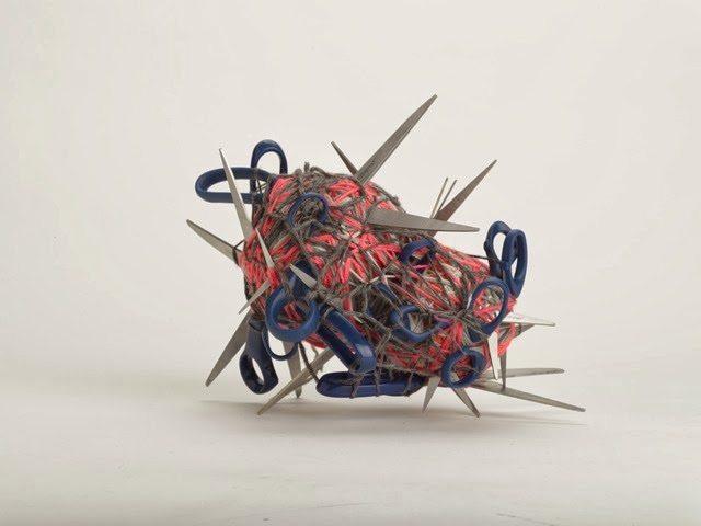vincent scissors art