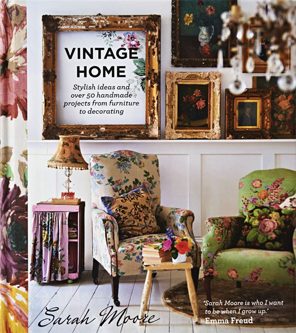 vintage home book Link Love for Best Crochet Patterns, Art, Ideas and News