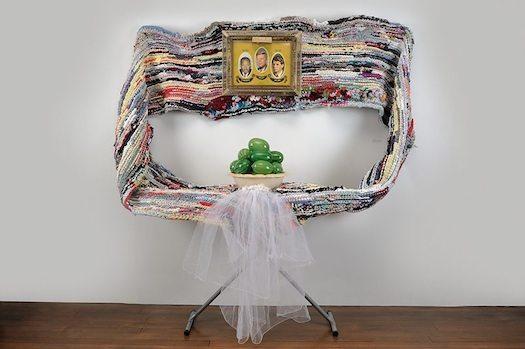 ramekon o'arwristers crochet art