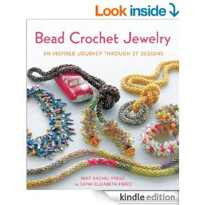 bead crochet jewelry 50+ 2014 Crochet Books to Put On Your Amazon Wishlist Today