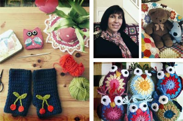 bunny mummy crochet