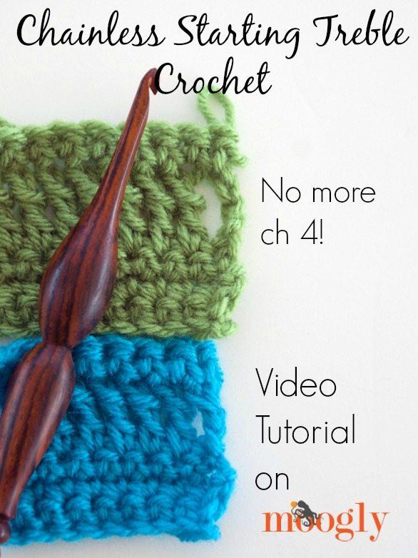chainless starting crochet
