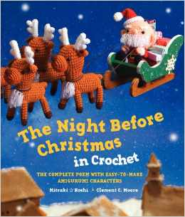 christmas amirugumi 50+ 2014 Crochet Books to Put On Your Amazon Wishlist Today