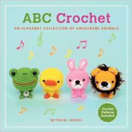 crochet amigurumi book