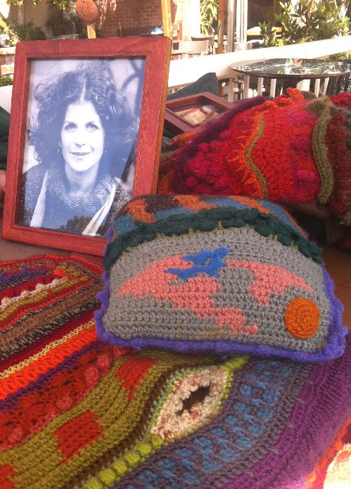 Post image for Inspirational Look at 1970s Crochet Artist Susan Morrow