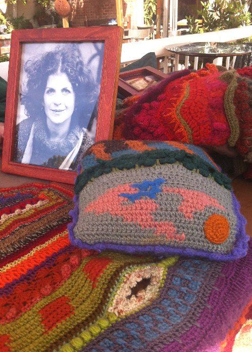 crochet artist susan morrow