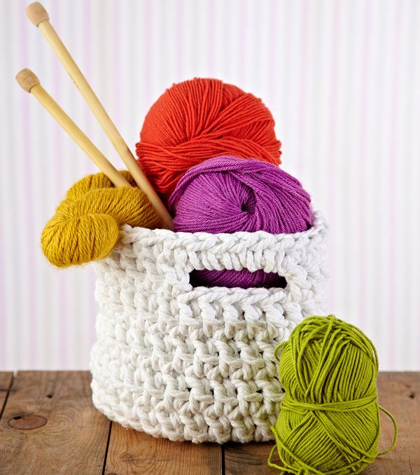 crochet basket free pattern Link Love for Best Crochet Patterns, Ideas and News