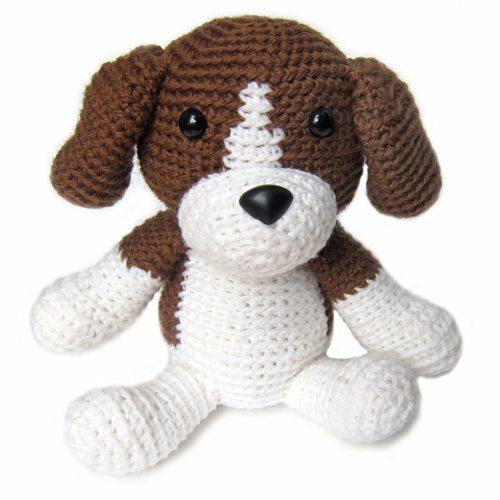 crochet beagle