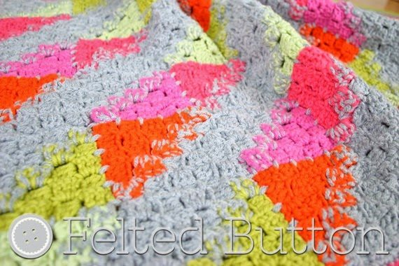 crochet blanket pattern1 Link Love for Best Crochet Patterns, Ideas and News