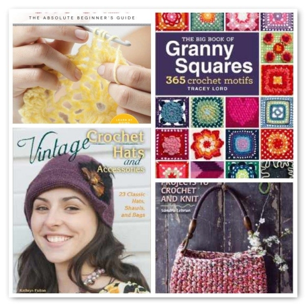 crochet books 600x600 50+ 2014 Crochet Books to Put On Your Amazon Wishlist Today
