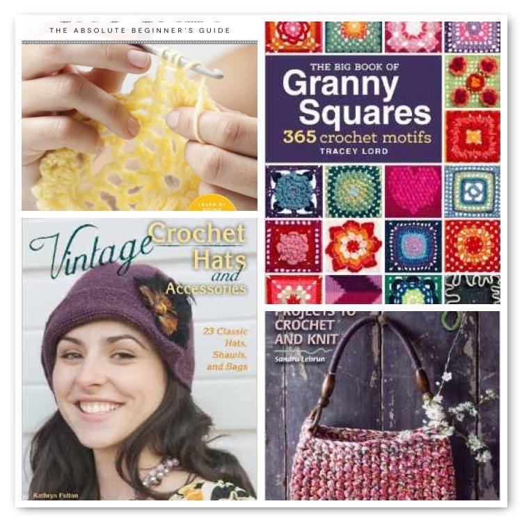 50 2014 Crochet Books To Put On Your Amazon Wishlist Today