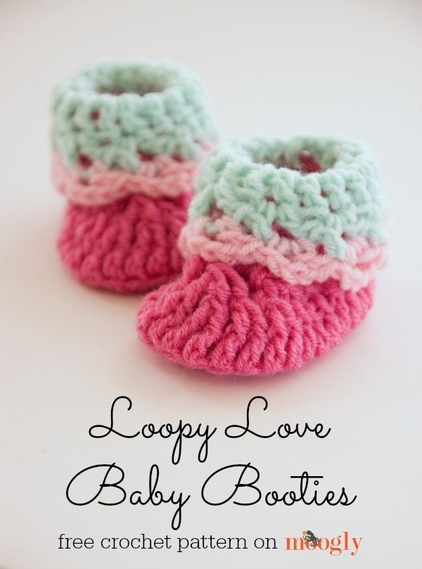 crochet booties pattern Link Love for Best Crochet Patterns, Ideas and News