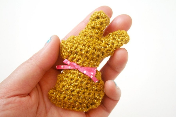 crochet bunny pattern 600x400 15 Best 2014 Animal and Amigurumi Patterns