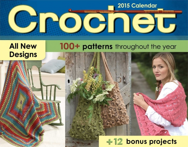 crochet calendar 600x470 50+ 2014 Crochet Books to Put On Your Amazon Wishlist Today