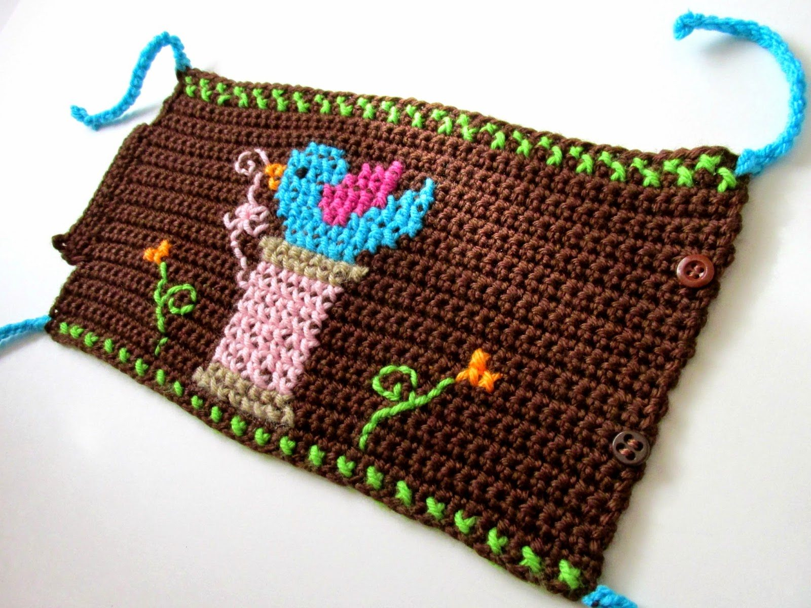 Crochet Koozie : crochet cozy
