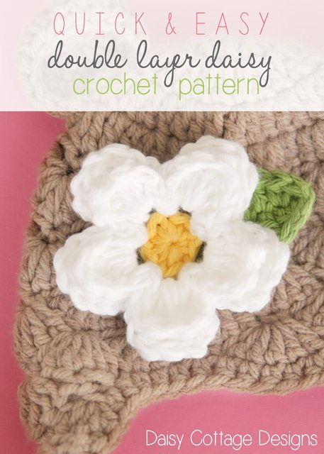 crochet flower pattern Link Love for Best Crochet Patterns, Ideas and News