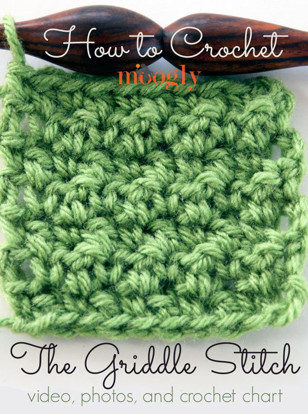 crochet griddle stitch