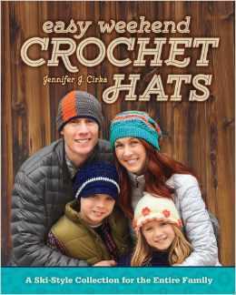 crochet hats book
