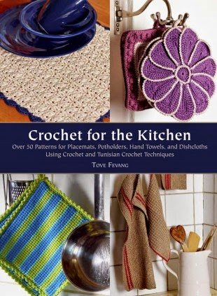 crochet kitchen book Link Love for Best Crochet Patterns, Ideas and News