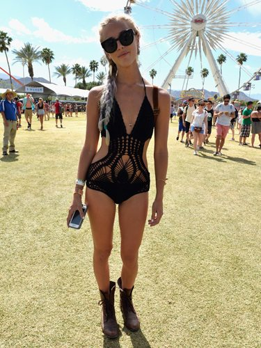 crochet monokini 2014 Coachella Crochet Fashion