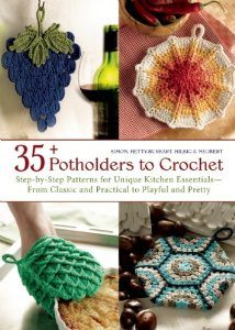 crochet potholders book